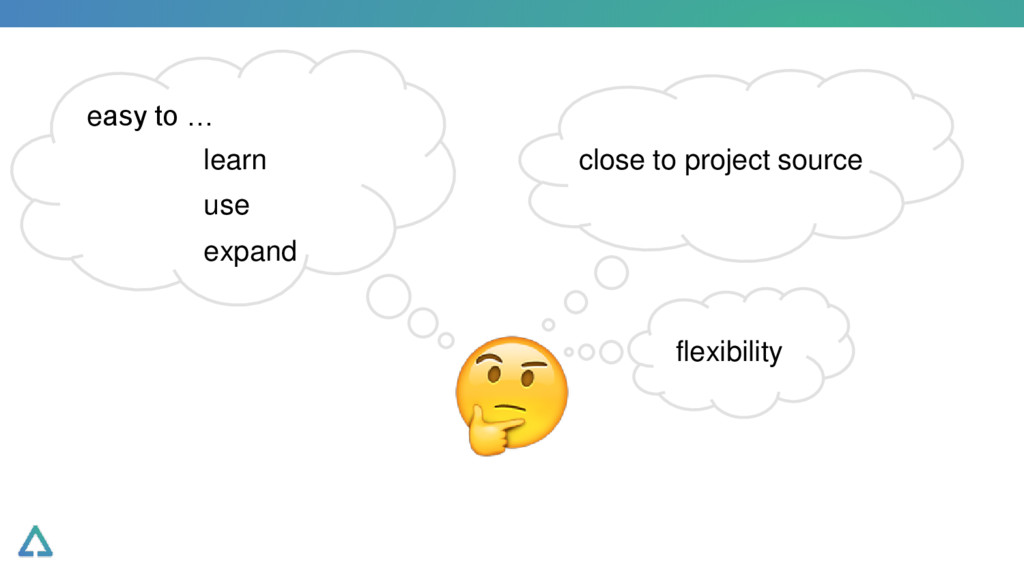 flexibility use expand learn close to project s...