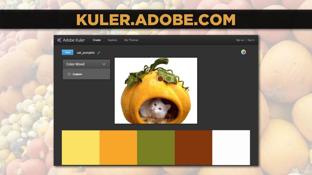 KULER.ADOBE.COM