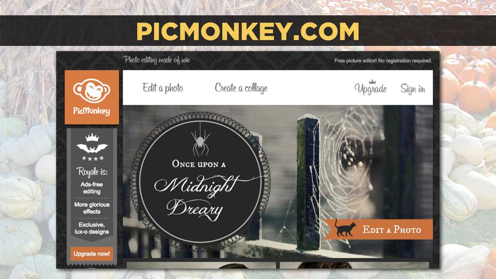 PICMONKEY.COM