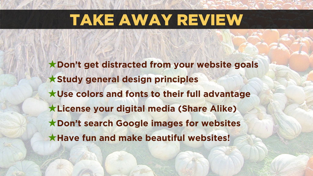 TAKE AWAY REVIEW ★Don't get distracted from you...