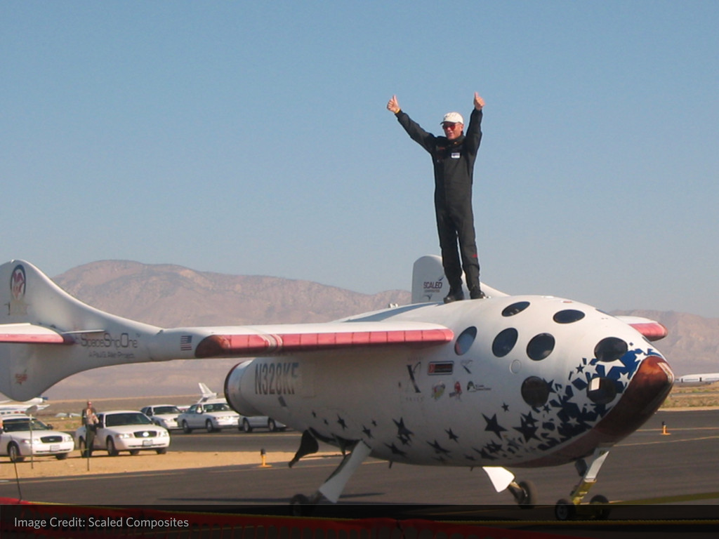 Image Credit: Scaled Composites