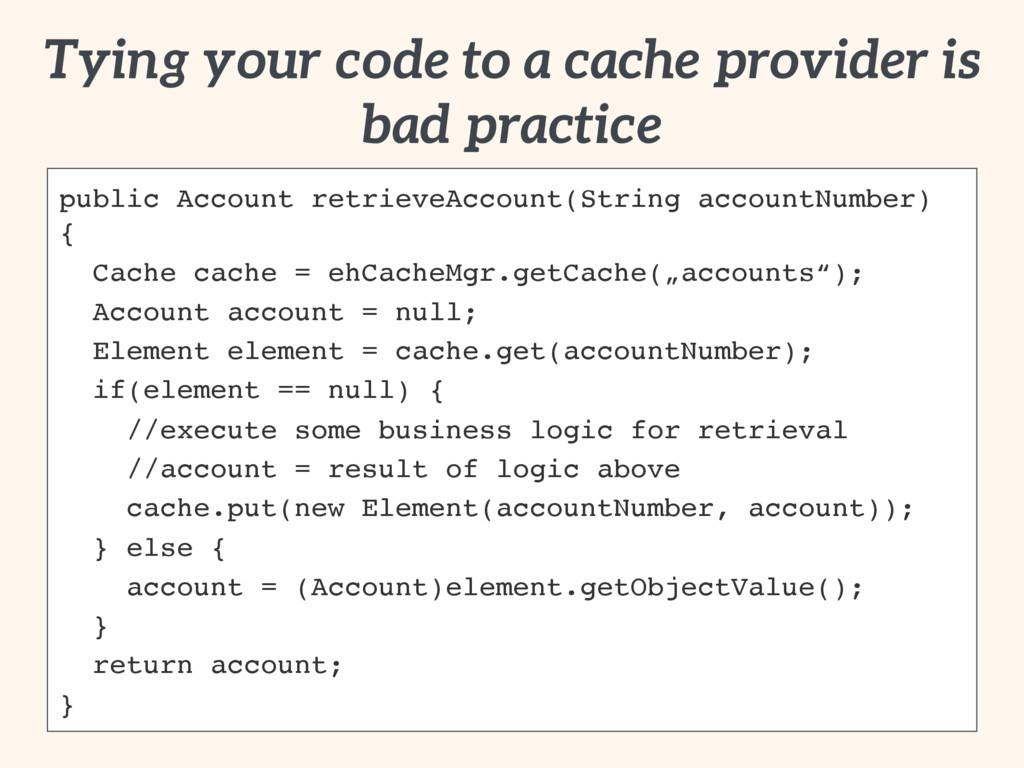 public Account retrieveAccount(String accountNu...
