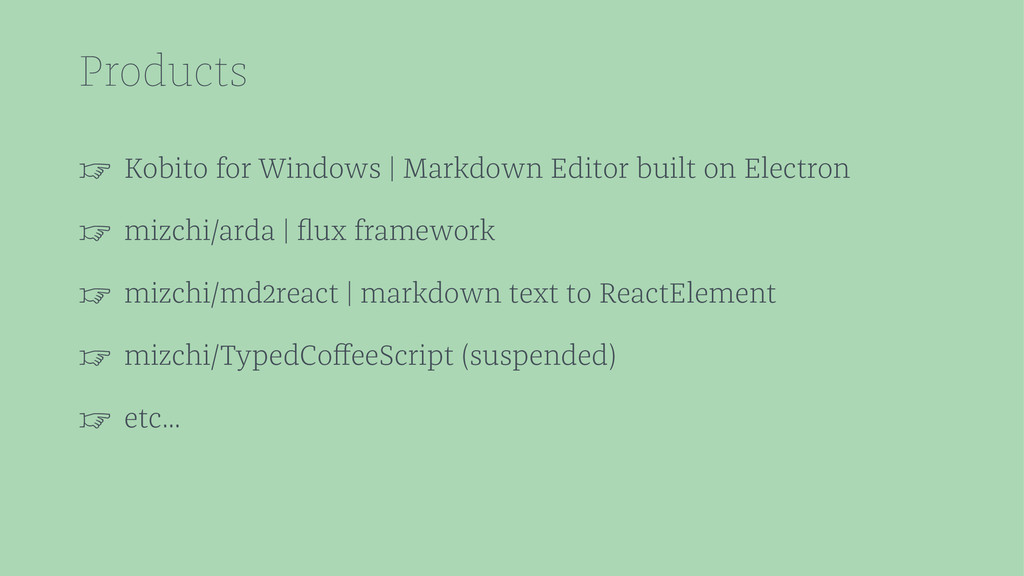 Products ☞ Kobito for Windows | Markdown Editor...