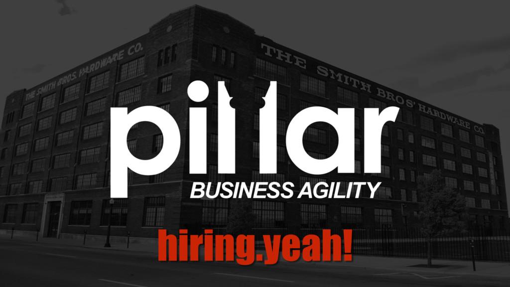 hiring.yeah!