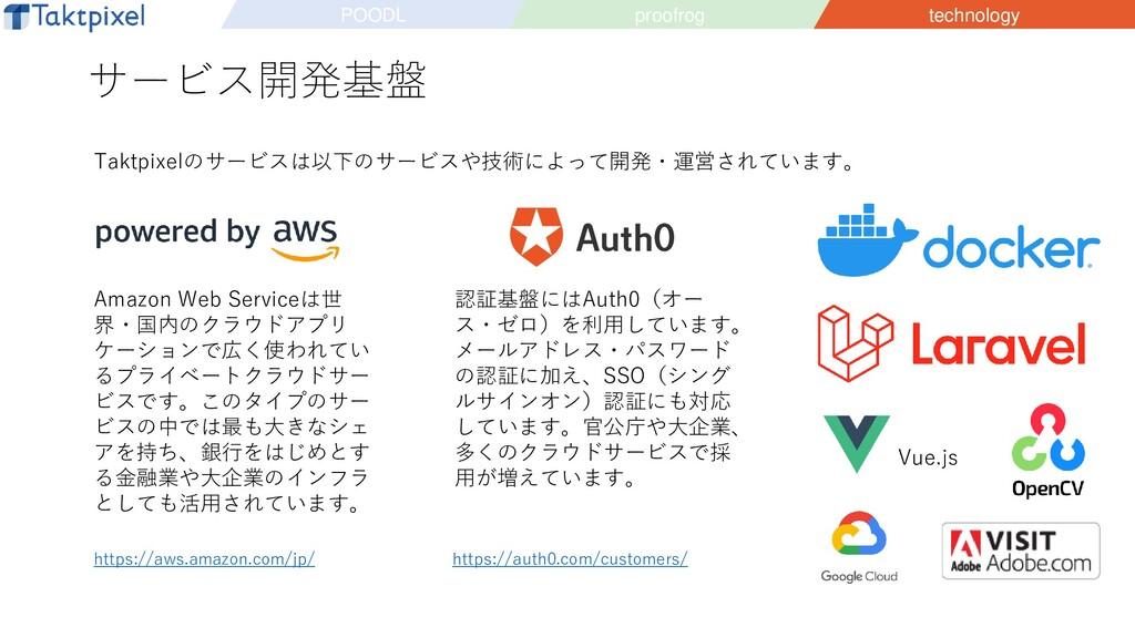 料金プラン 2019/12/10 37 POODL proofrog technology h...