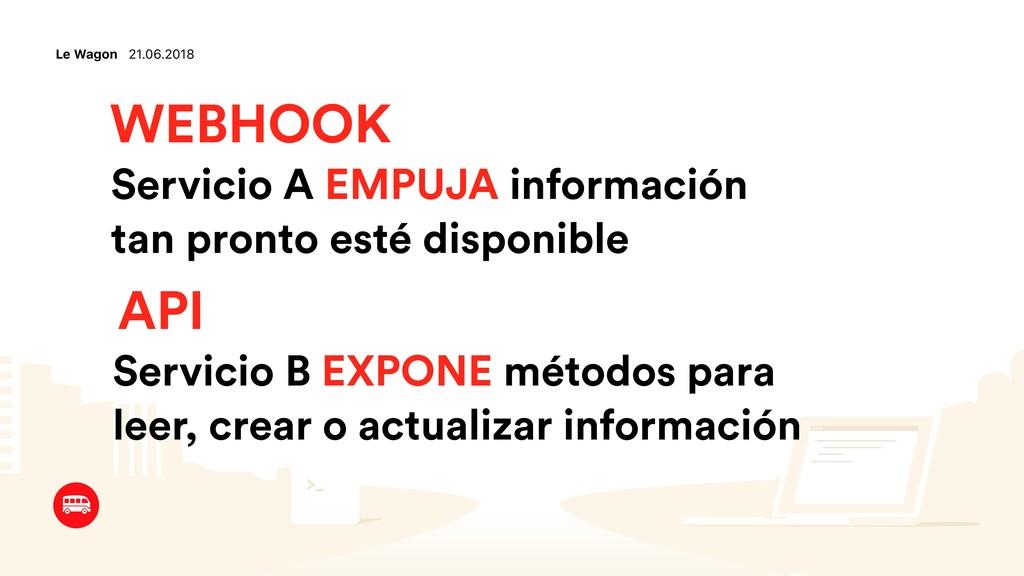Le Wagon 21.06.2018 Servicio A EMPUJA informaci...