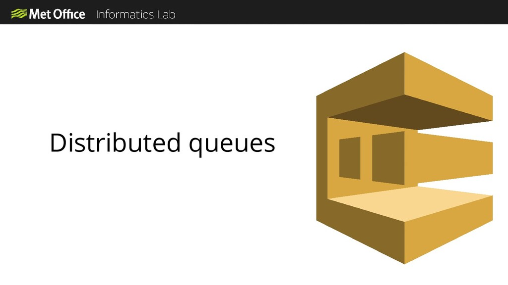 Distributed queues