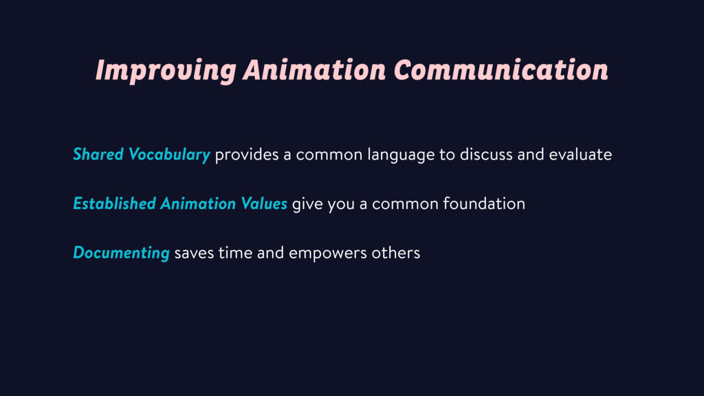 Improving Animation Communication Shared Vocabu...