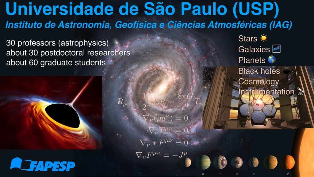 Universidade de São Paulo (USP) Instituto de As...