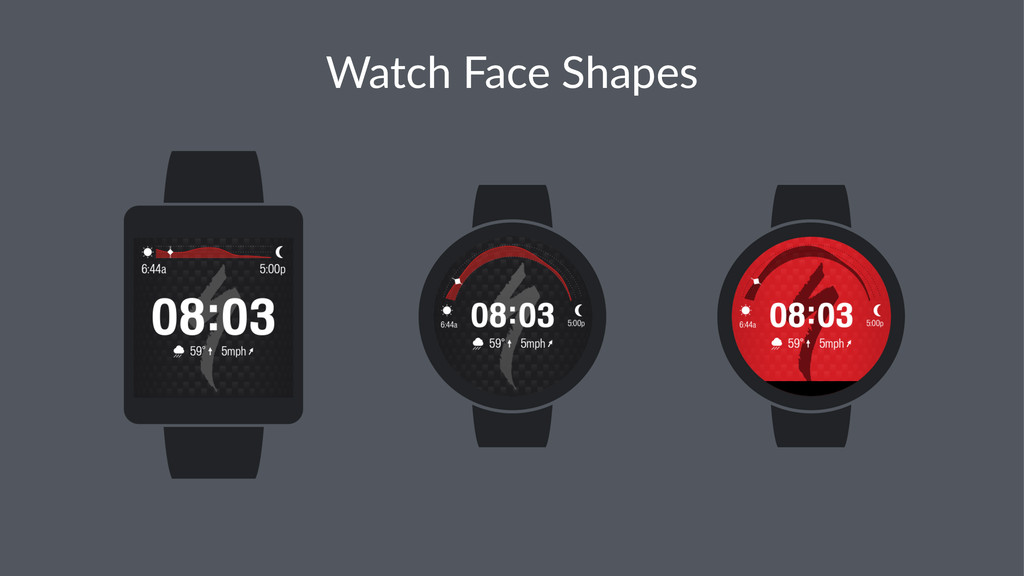 Watch&Face&Shapes