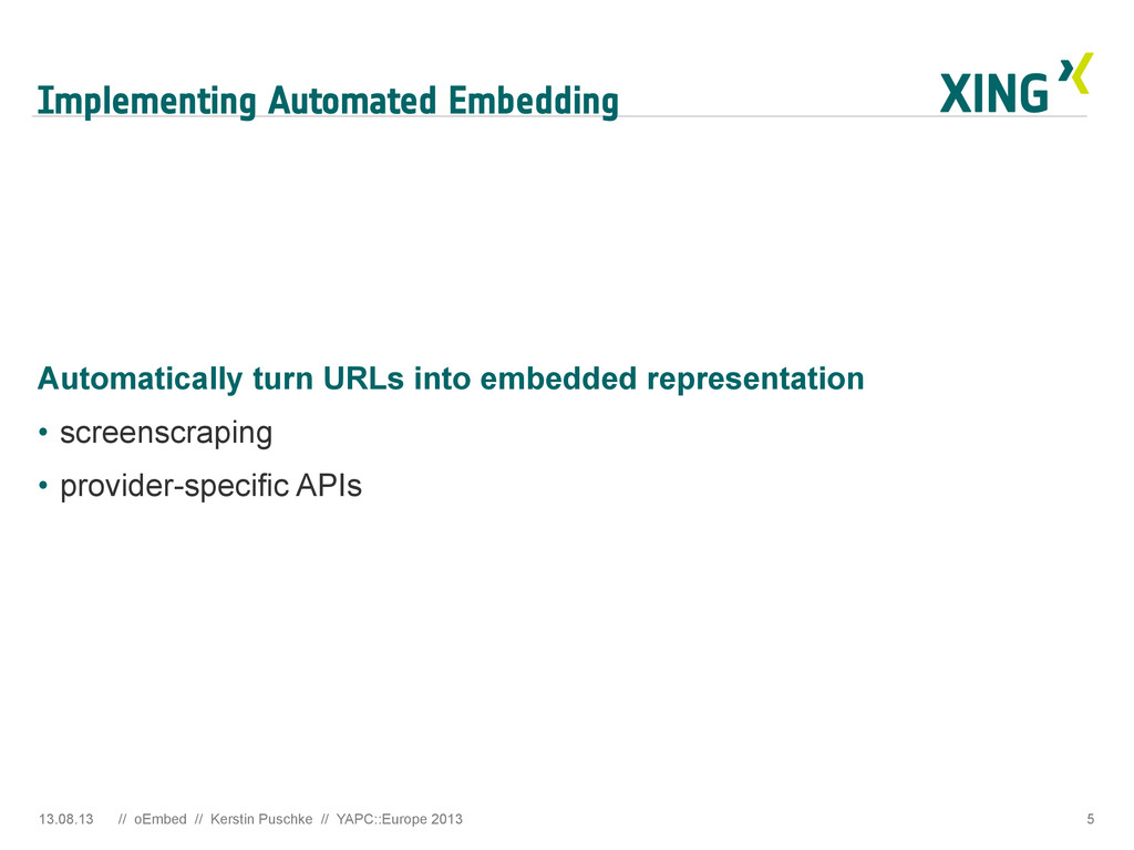 Implementing Automated Embedding Automatically ...
