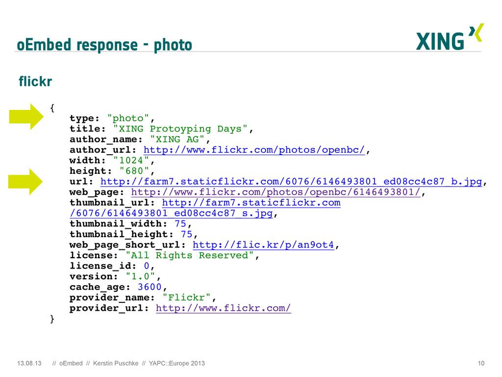 oEmbed response - photo 13.08.13 // oEmbed // K...