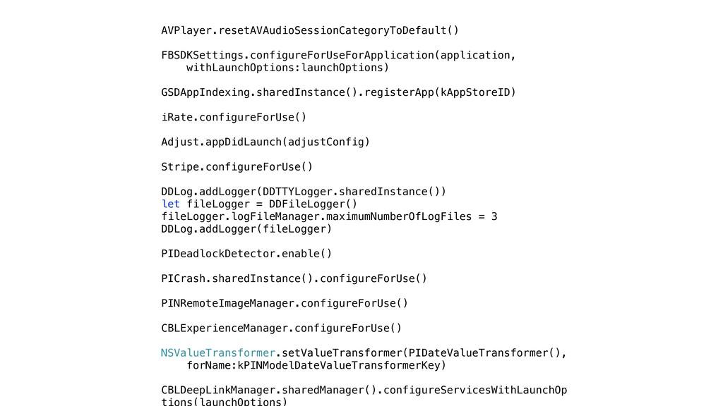 AVPlayer.resetAVAudioSessionCategoryToDefault()...