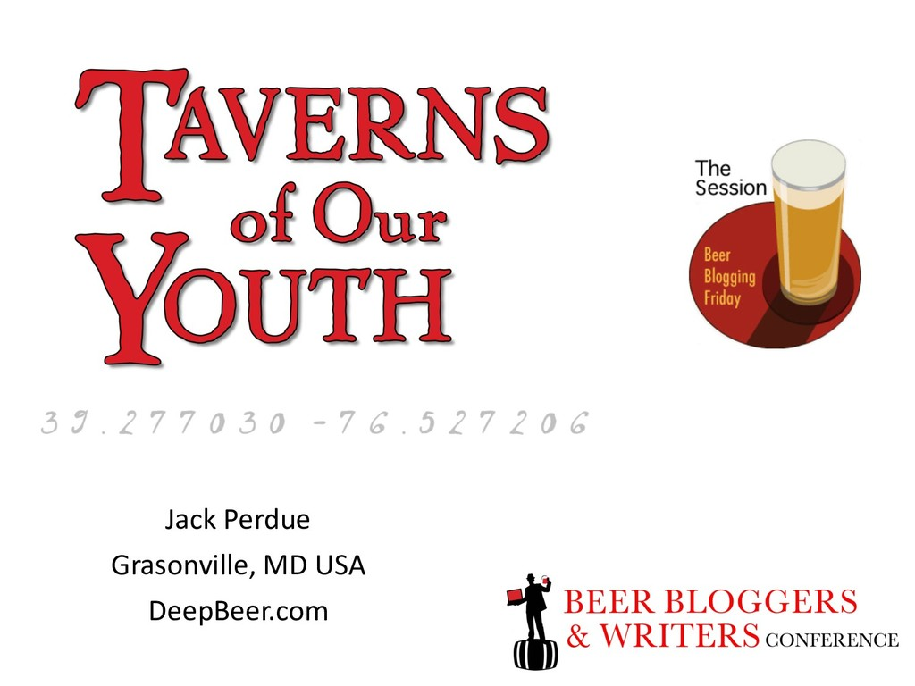 Jack Perdue Grasonville, MD USA DeepBeer.com