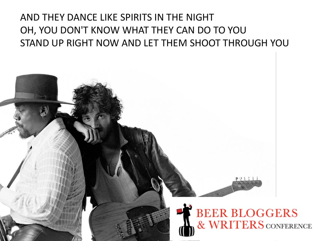AND THEY DANCE LIKE SPIRITS IN THE NIGHT OH, YO...