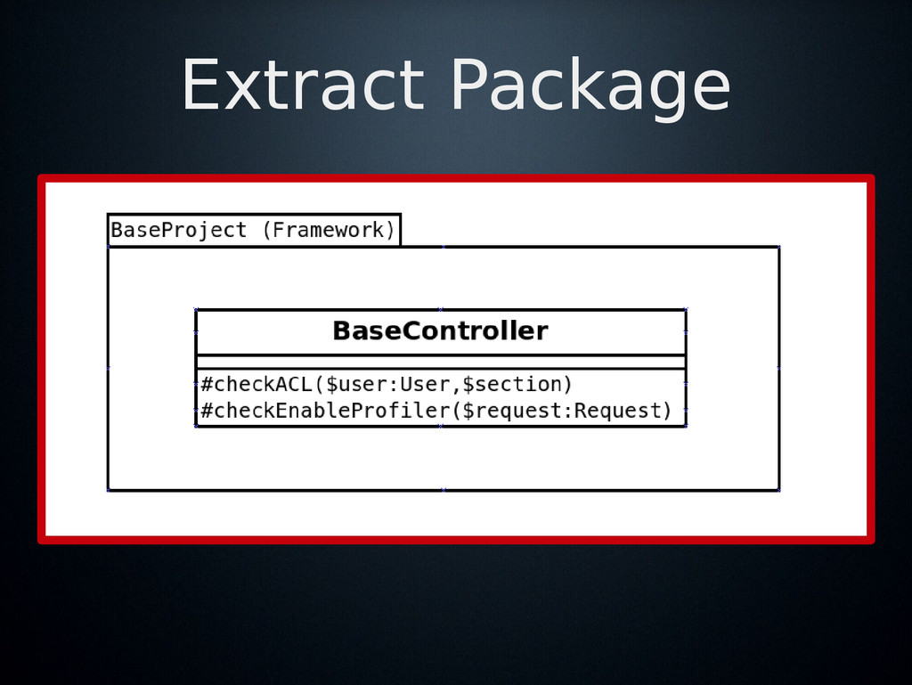Extract Package