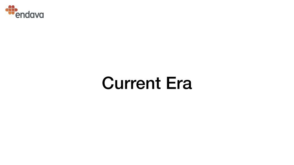 Current Era