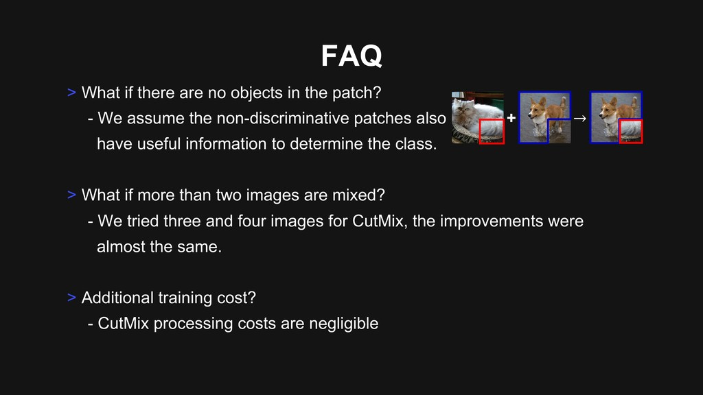 > What if there are no objects in the patch? - ...