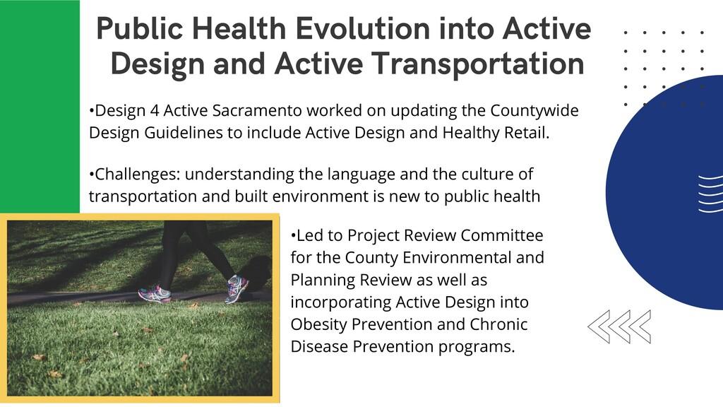 •Design 4 Active Sacramento worked on updating ...