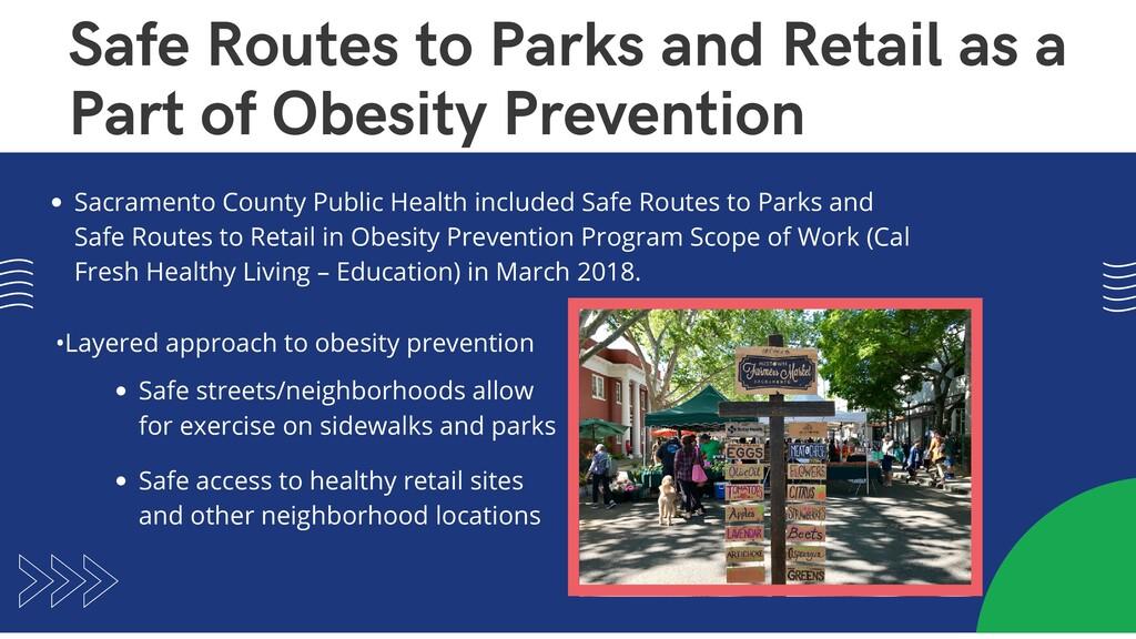 Sacramento County Public Health included Safe R...