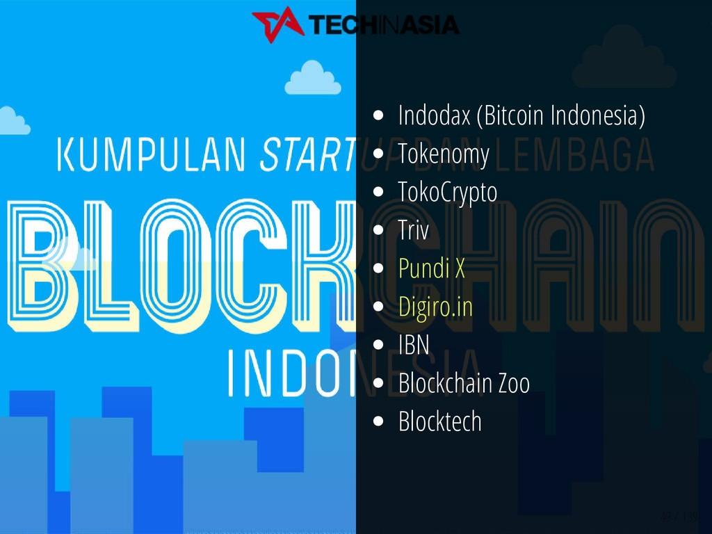 49 / 139 Indodax (Bitcoin Indonesia) Tokenomy T...