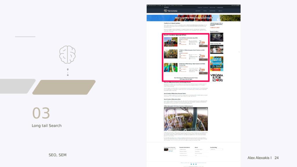 Buying Decision C. Design & Build Alex Alexakis...