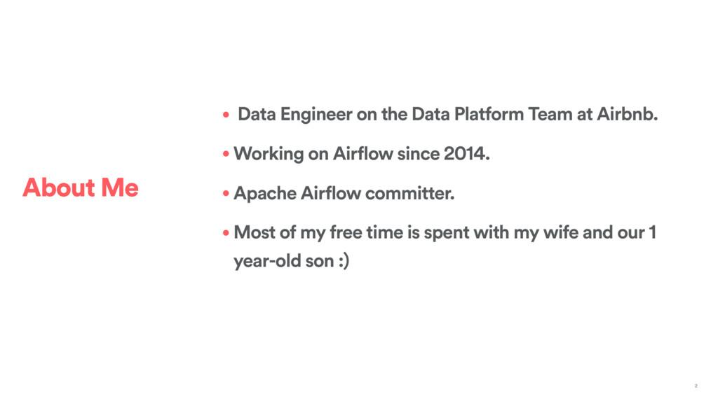 • Data Engineer on the Data Platform Team at Ai...