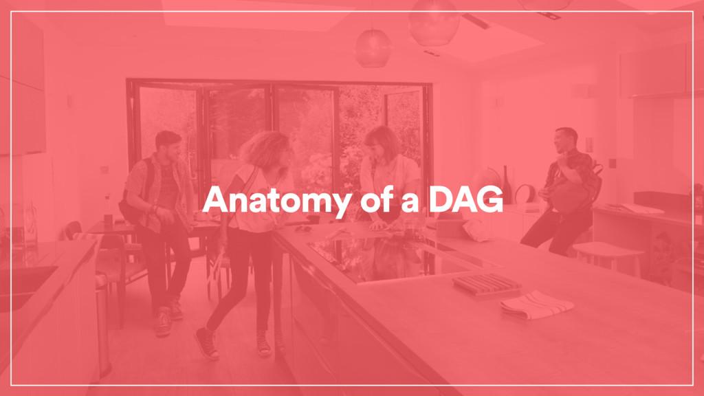 Anatomy of a DAG