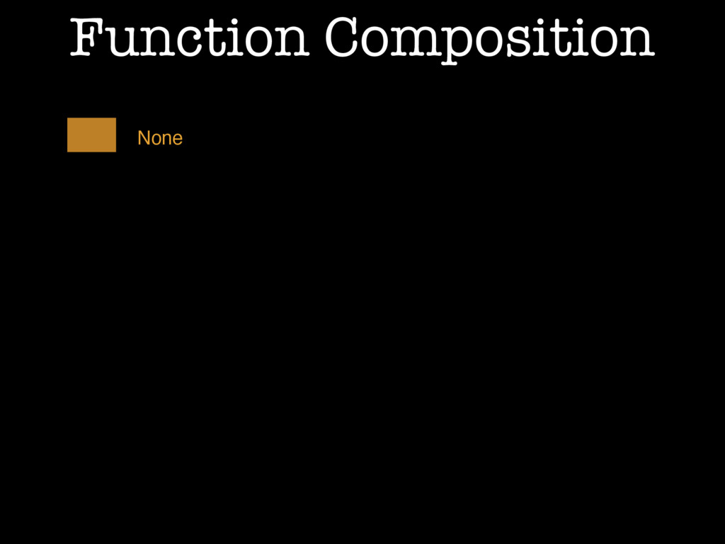 Function Composition None
