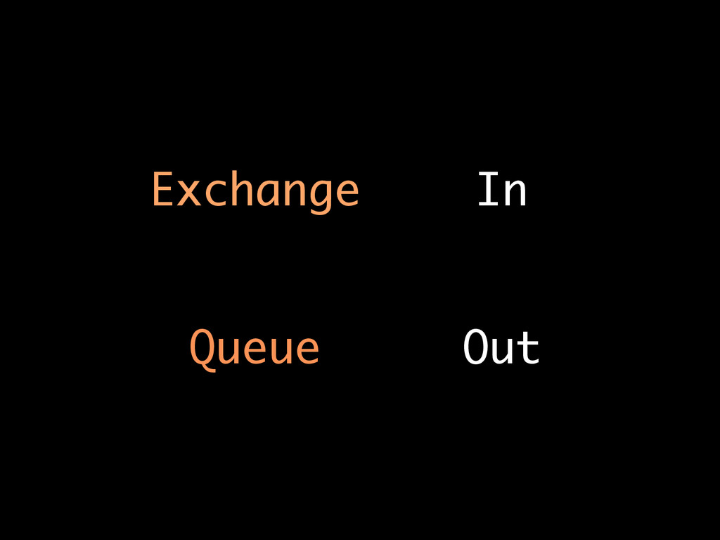 Exchange In