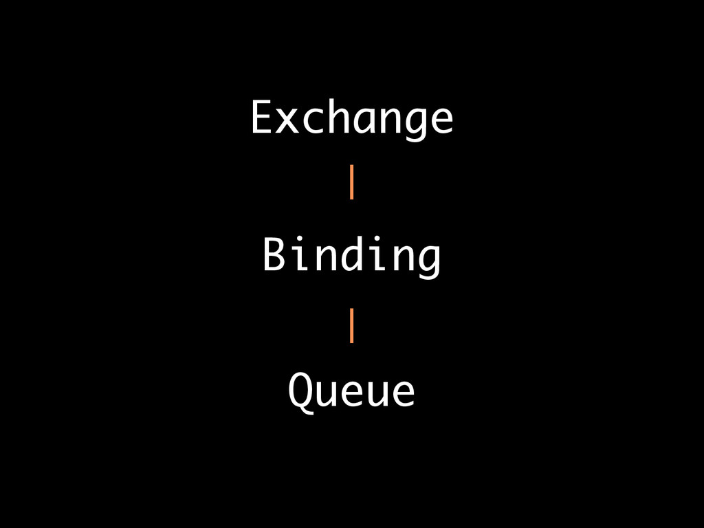 Exchange |