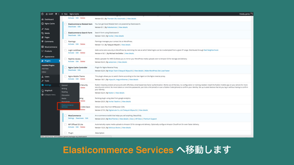 Elasticommerce Services Ҡಈ͠·͢