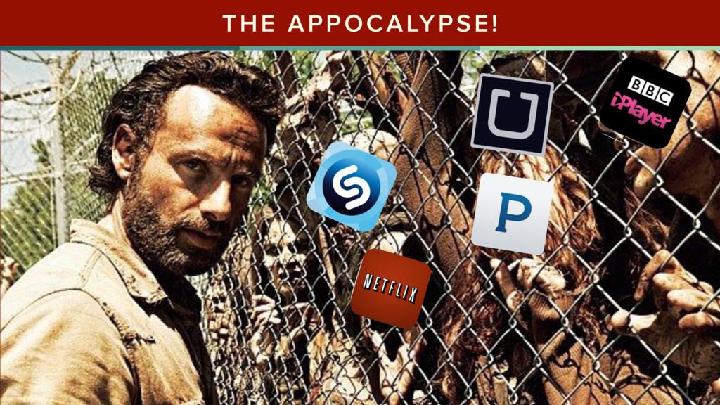 THE APPOCALYPSE!