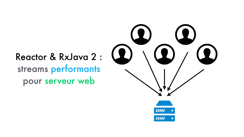 Reactor & RxJava 2 : 
