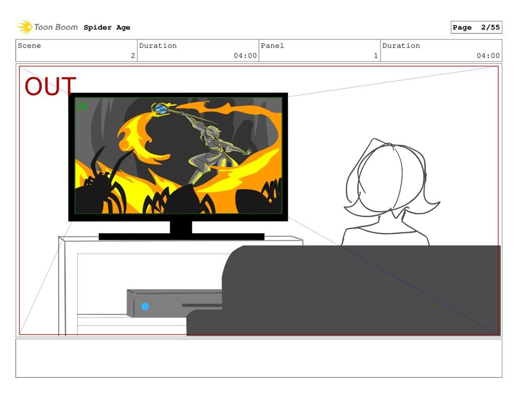 Scene 2 Duration 04:00 Panel 1 Duration 04:00 S...
