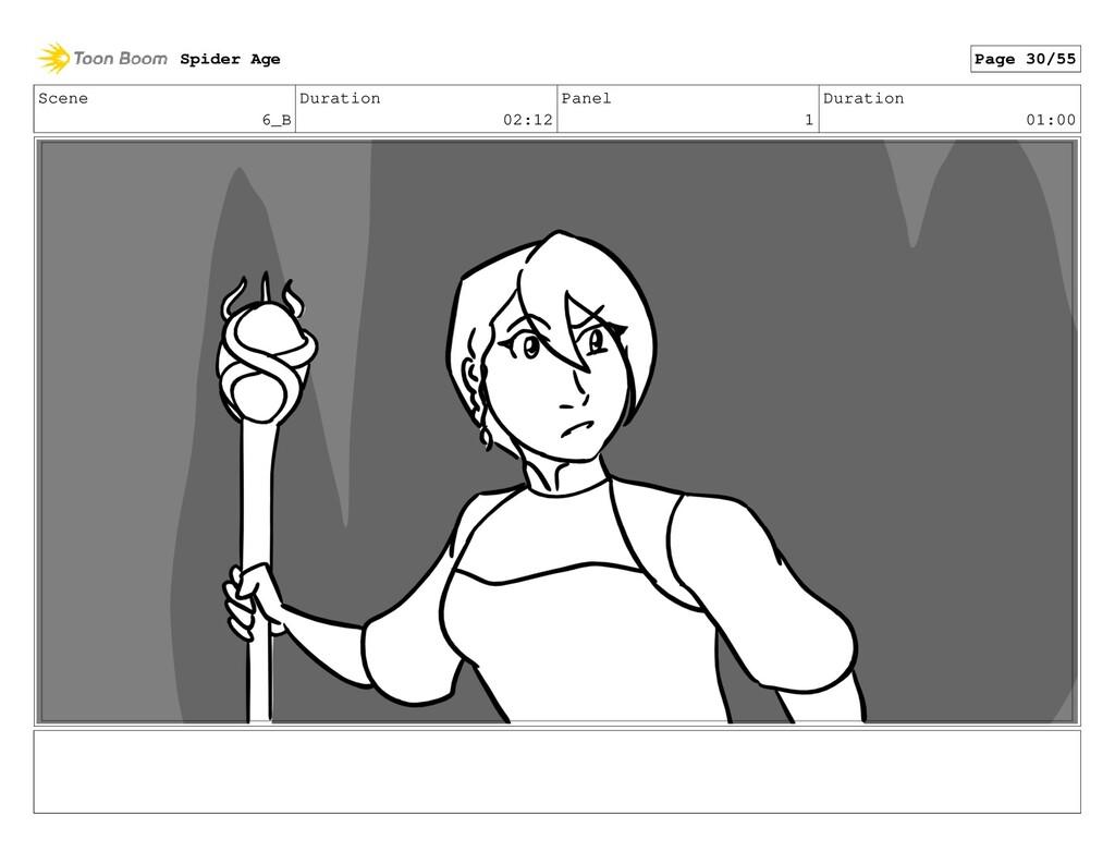 Scene 6_B Duration 02:12 Panel 1 Duration 01:00...