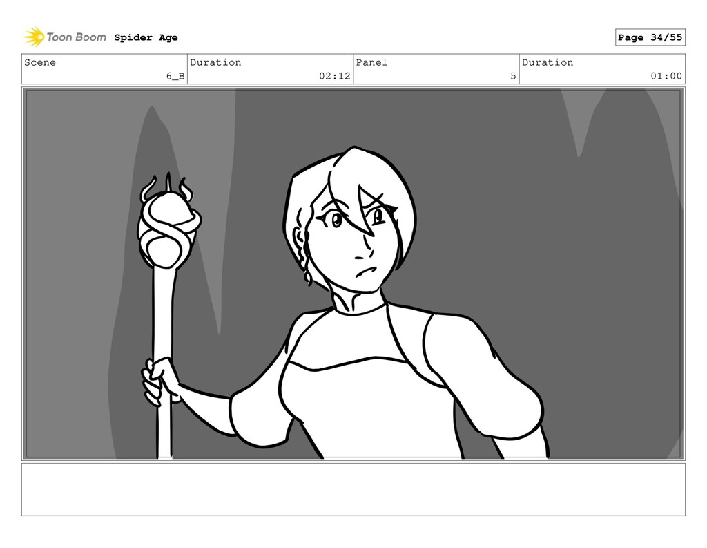 Scene 6_B Duration 02:12 Panel 5 Duration 01:00...