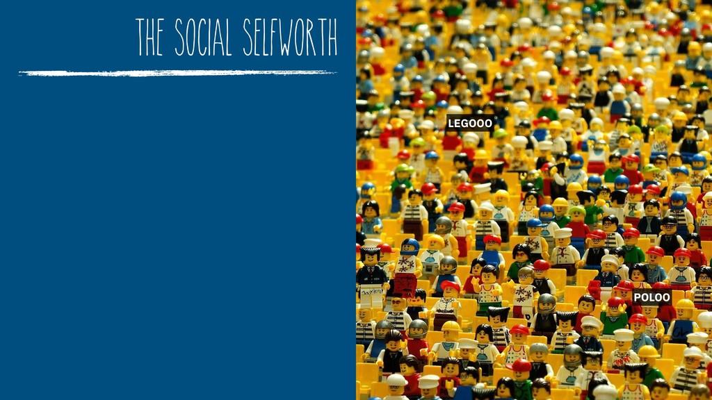 The Social Selfworth LEGOOO POLOO