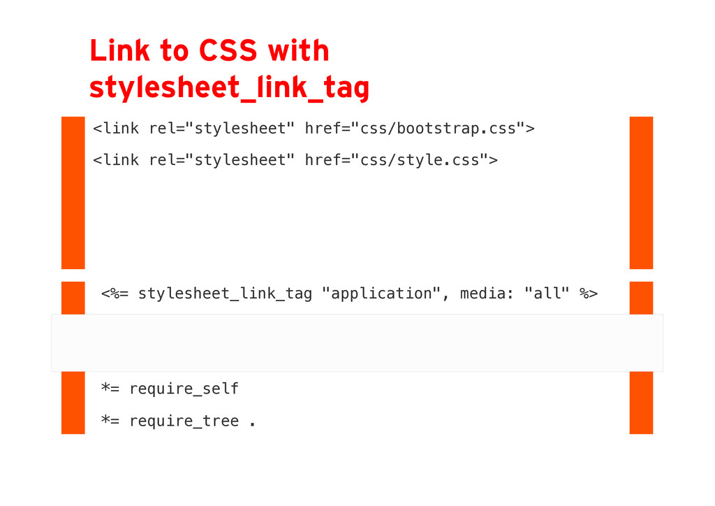 Link to CSS with stylesheet_link_tag <link rel=...
