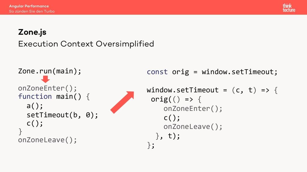 Execution Context Oversimplified Zone.run(main)...