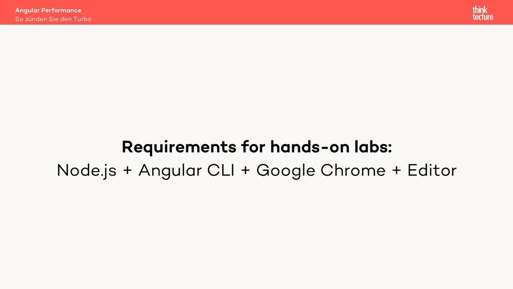 Requirements for hands-on labs: Node.js + Angul...