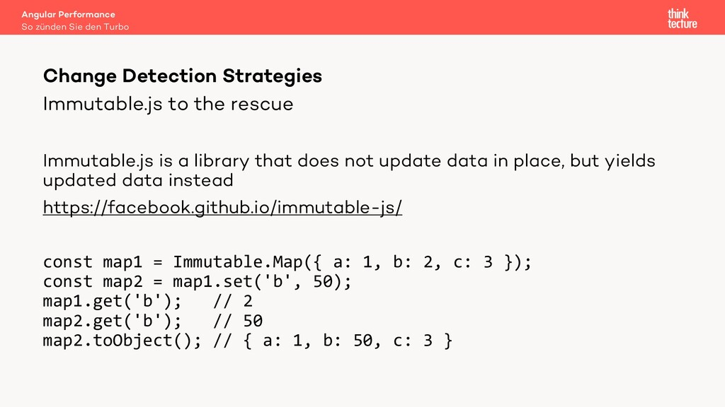 Immutable.js to the rescue Immutable.js is a li...