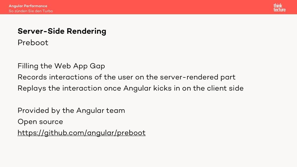 Preboot Filling the Web App Gap Records interac...