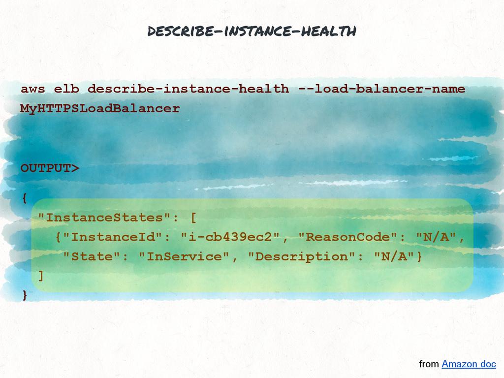 describe-instance-health aws elb describe-insta...