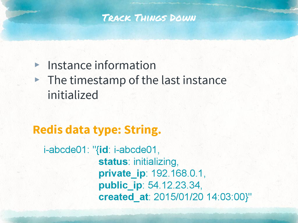 Track Things Down ▸ Instance information ▸ The ...