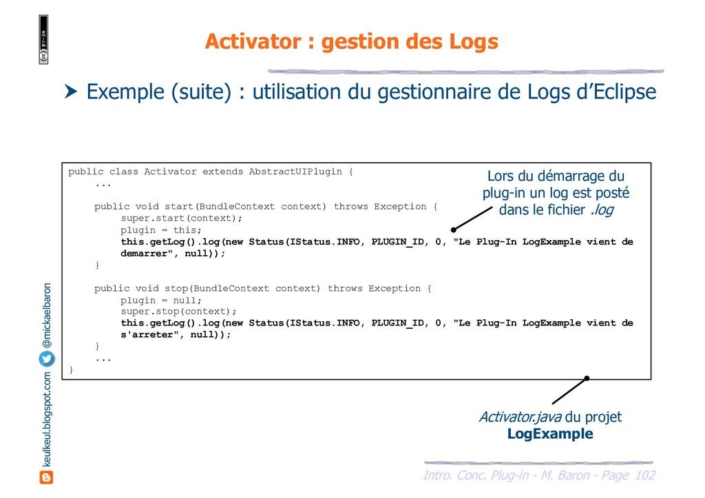 102 Intro. Conc. Plug-in - M. Baron - Page keul...