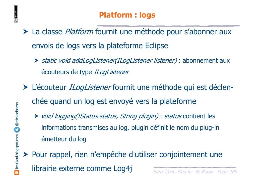 109 Intro. Conc. Plug-in - M. Baron - Page keul...