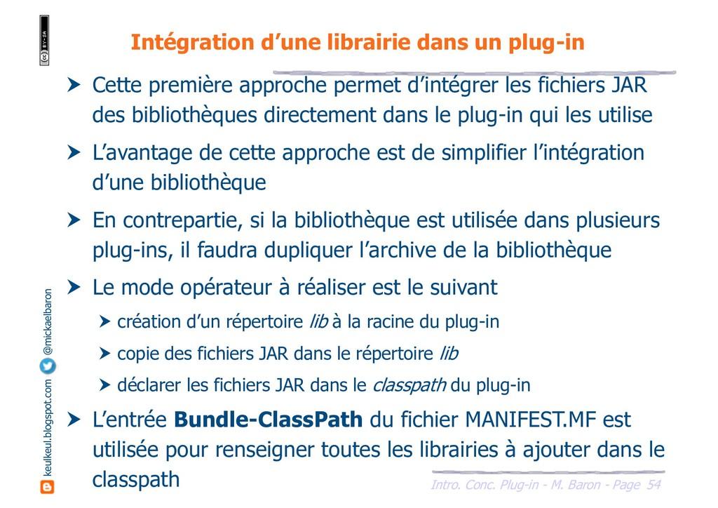 54 Intro. Conc. Plug-in - M. Baron - Page keulk...