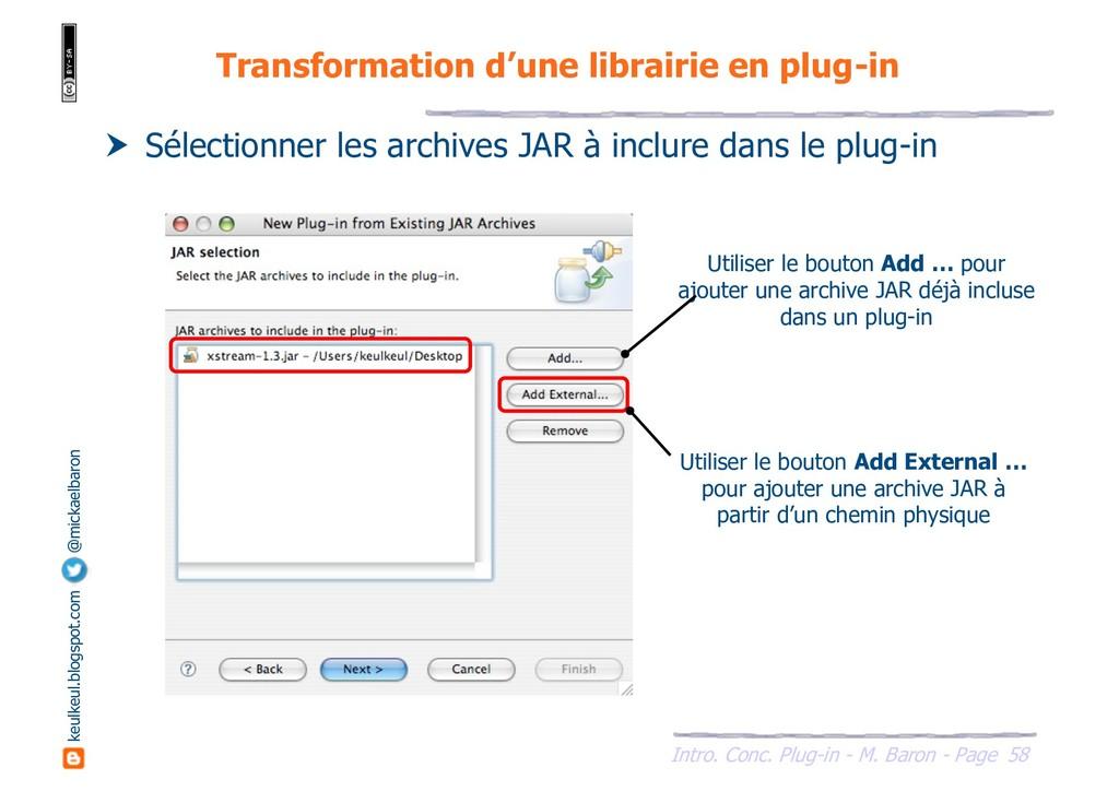 58 Intro. Conc. Plug-in - M. Baron - Page keulk...