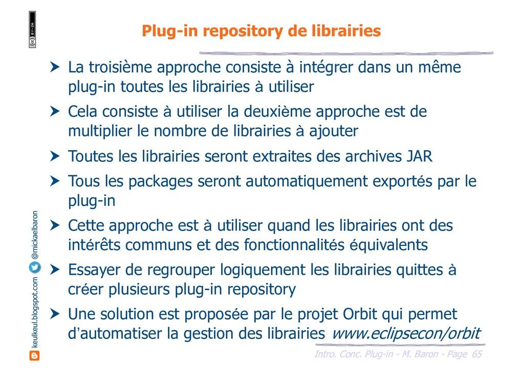 65 Intro. Conc. Plug-in - M. Baron - Page keulk...